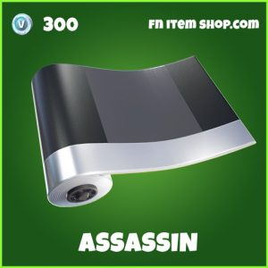 Assassin uncommon fortnite wrap