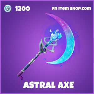 Astral Axe epic fortnite pickaxe