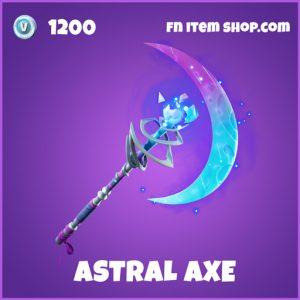Astral Axe epic fortnite pickaxe