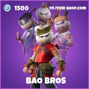 Bao Bros epic fortnite skin