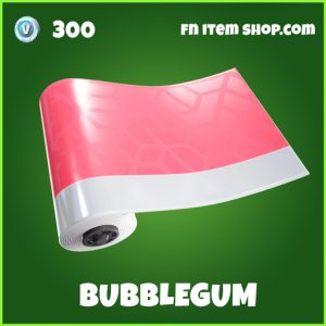 Bubblegum uncommon fortnite wrap