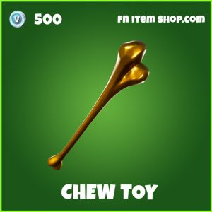 Chew Toy uncommon fortnite pickaxe