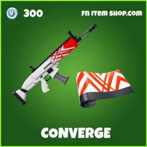 Converge uncommon fortnite wrap