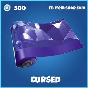 Cursed rare fortnite wrap