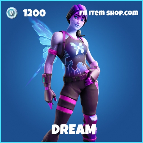 Dream rare fortnite skin