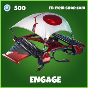 Engage fortnite glider uncommon