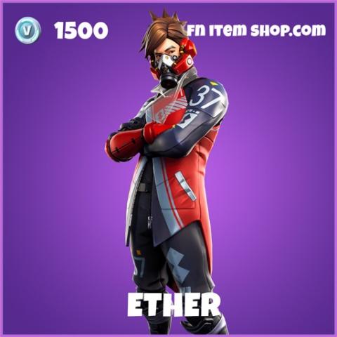 ether epic fortnite skin