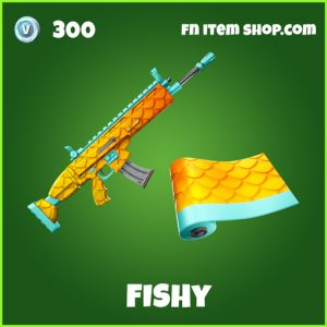 Fishy uncommon fortnite wrap