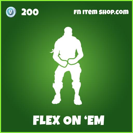 FlexOnEm