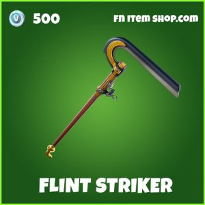 Flinkt Striker uncommon fortnite pickaxe
