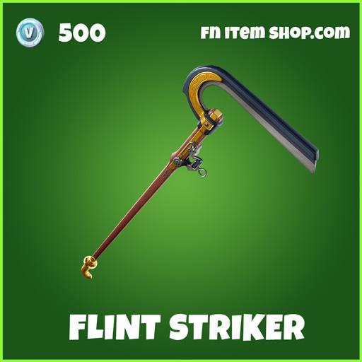 Flinkt Striker uncommon fortnite pickaxe