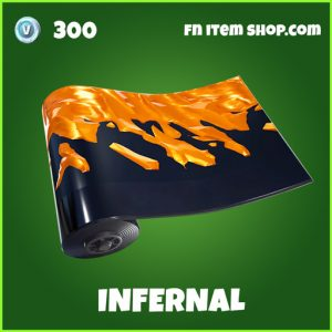 Infernal uncommon wrap