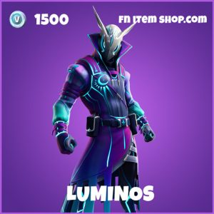 Luminos epic fortnite skin