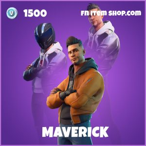 Maverick epic fortnite skin