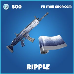 Ripple rare fortnite wrap