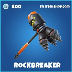 Rockbreaker rare fortnite pickaxe