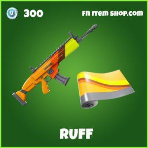 Ruff uncommon wrap