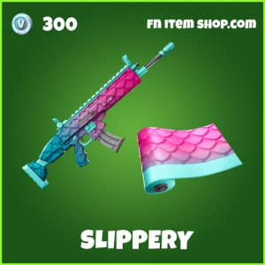 Slippery uncommon wrap