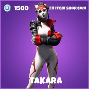 Takara epic fortnite skin