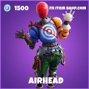 airhead epic fortnite skin
