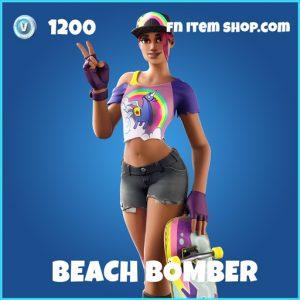 Beach bomber rare fortnite skin