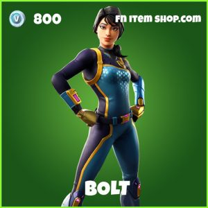 bolt uncommon fortnite skin