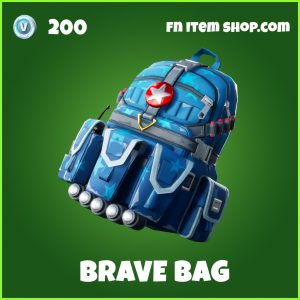 Brave bag uncommon fortnite backpack