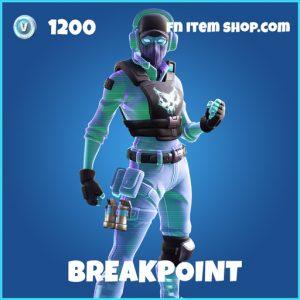 Breakpoint rare fortnite skin