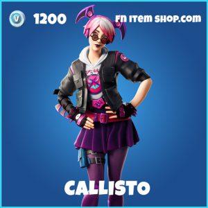callisto rare fortnite skin