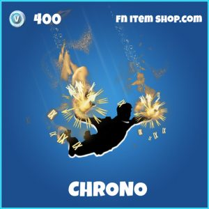 Chrono fortnite rare trail
