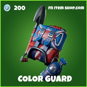 Color guard uncommon fortnite backpack