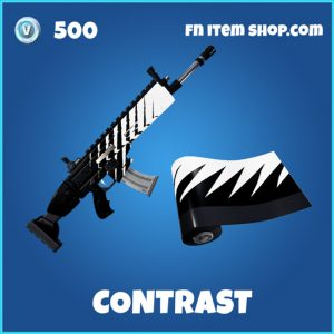 Contrast rare fortnite wrap