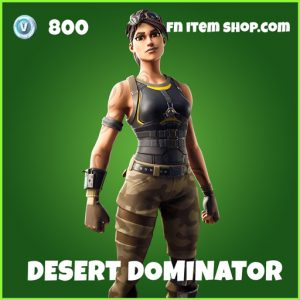 desert dominator uncommon fortnite skin