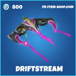 Driftstream rare fortnite glider