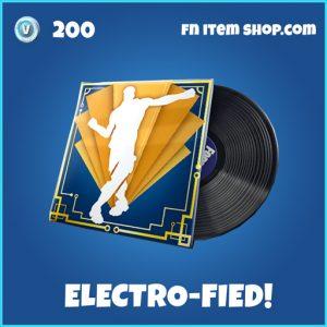 Elctro-Fied rare fortnite musick pack