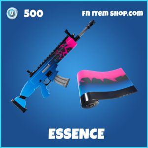 Essence rare fortnite wrap
