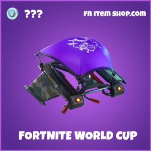 fortnite world cup fortnite glider