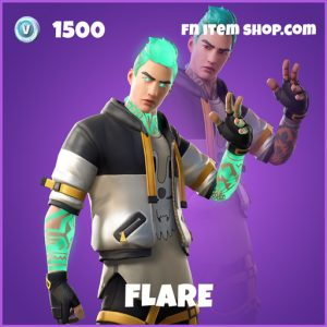 Flare epic fortnite skin
