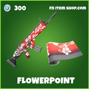 flowerpoint uncommon fortnite wrap