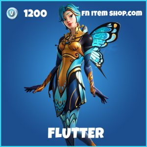 flutter rare fortnite skin