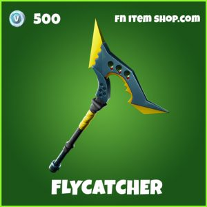 flycatcher uncommon fortnite pickaxe