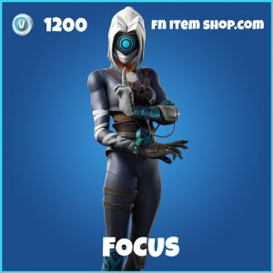 focus rare fortnite skin