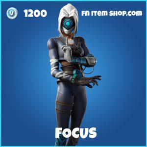 focus rare fortnite skin