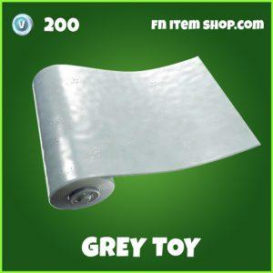 Grey Toy uncommon fortnite wrap
