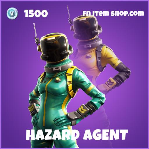 Hazard-AgentF