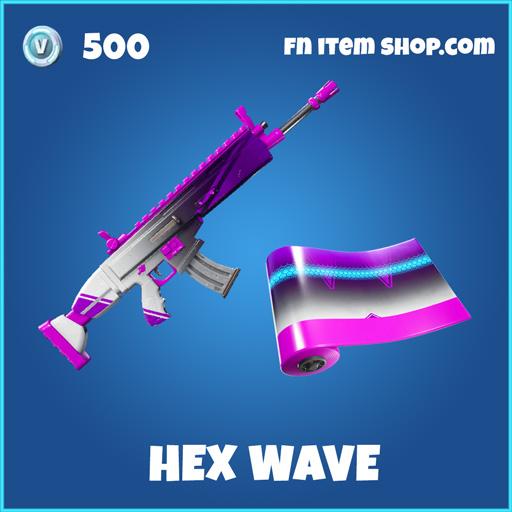 Hex-Wave