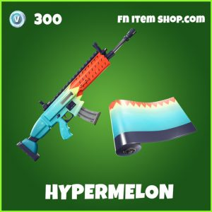 Hypermelon uncommon fortnite wrap