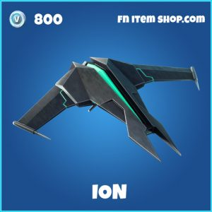 ion rare fortnite glider