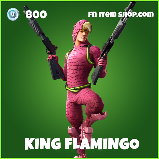 King-Flamingo