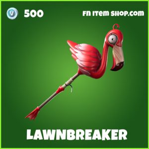 lawnbreaker uncommon fortnite pickaxe